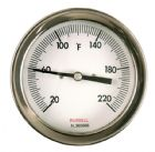 2420 Co-axial dial thermometer